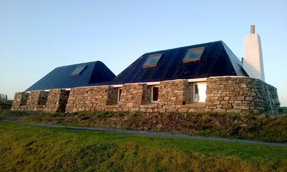 Coig Bhalla, Tiree