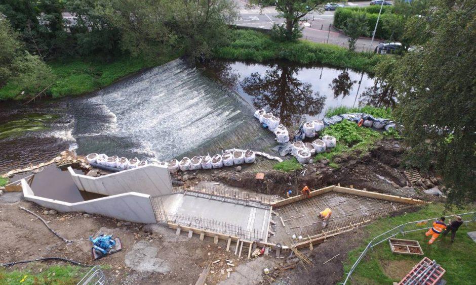 Saughton park hydro, Edinburgh